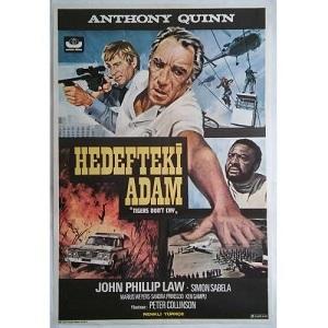 poster Target of an Assassin (1977)