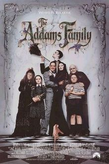 poster The Addams Family (1991)