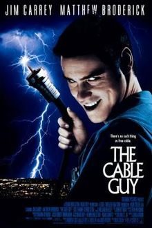 poster The Cable Guy (1996)