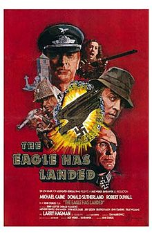 poster The Eagle Has Landed (1976)