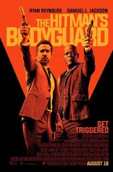 poster The Hitman's Bodyguard (2017)