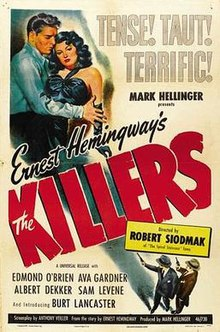 poster The Killers (1946)