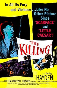 poster The Killing (1956)