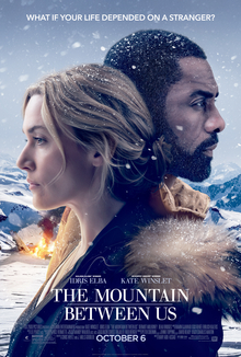 poster The Mountain Between Us (2017)
