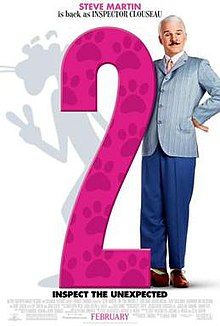 poster The Pink Panther 2 (2009)