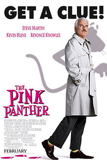 poster The Pink Panther (2006)