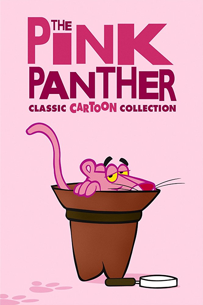 poster The Pink Panther Classic Cartoon Collection