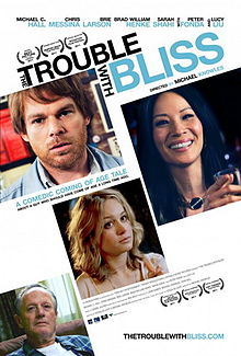 poster The Trouble with Bliss (2011)