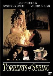 poster Torrents of Spring (1989)