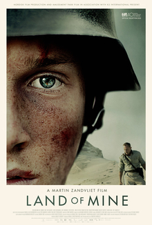 poster Under sandet - Land of Mine (2015)
