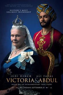 poster Victoria & Abdul (2017)