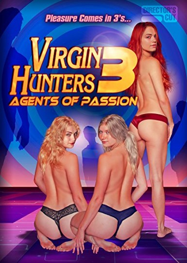 poster Virgin Hunters 3 Agents of Passion (2017)