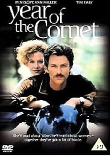 poster Year Of The Comet (1992)