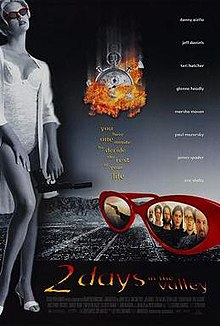 poster 2 Days in the Valley (1996)