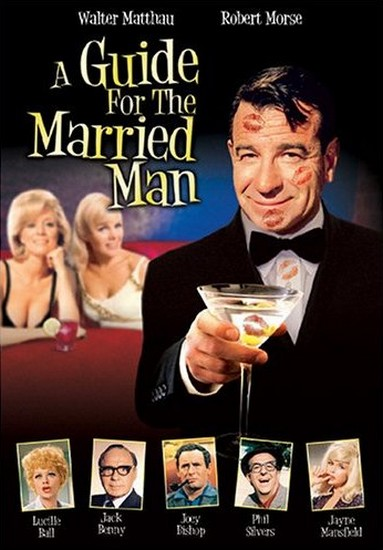 poster A Guide for the Married Man (1967)