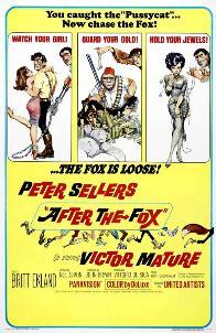 poster After the Fox - Caccia alla volpe (1966)