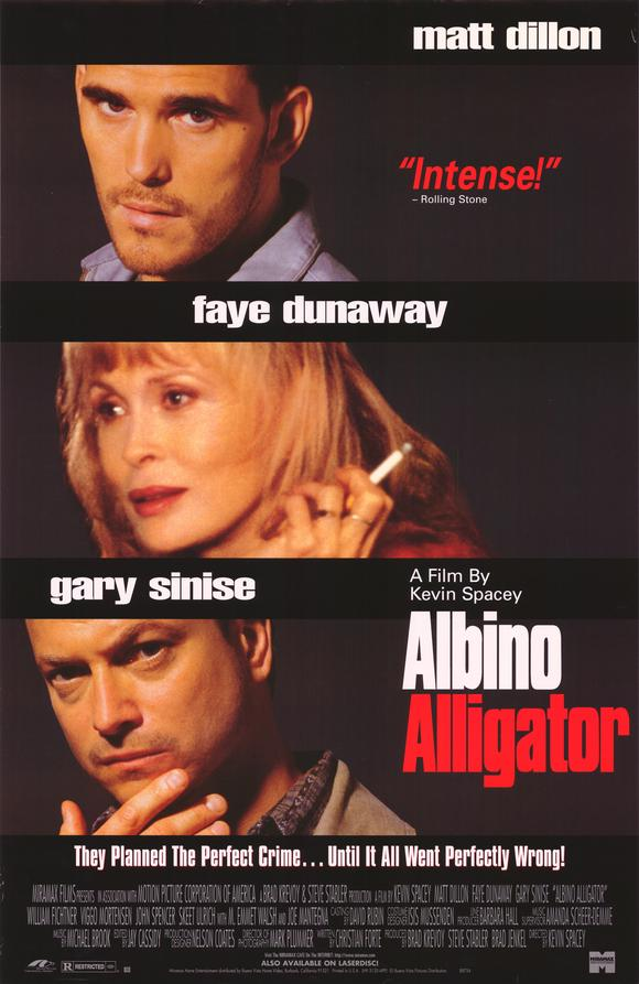 poster Albino Alligator (1996)