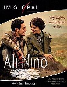 poster Ali and Nino (2016)