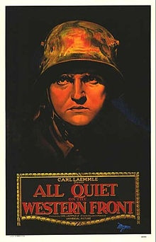 poster All Quiet on the Western Front (1930)