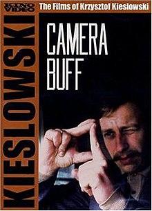 poster Amator (Camera Buff) (1979)