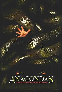 poster Anacondas The Hunt for the Blood Orchid (2004)