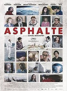 poster Asphalte - Macadam Stories (2015)