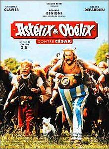 poster Asterix Et Obelix Contre Cesar (1999)