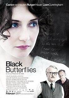poster Black Butterflies (2011)