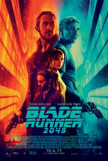 poster Blade Runner 2049 (2017)