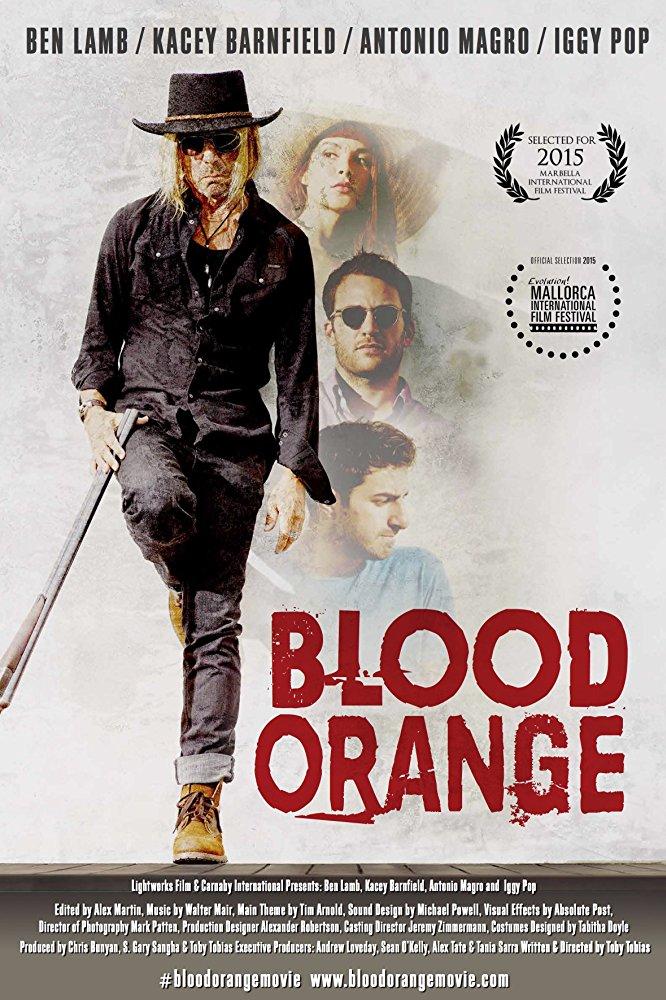 poster Blood Orange (2016)