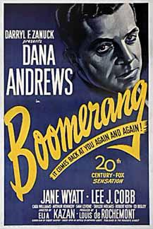 poster Boomerang! (1947)