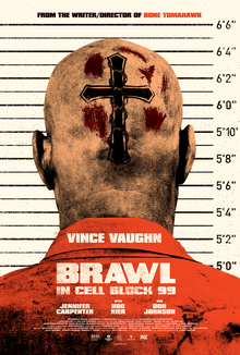 poster Brawl in Cell Block 99 (2017)