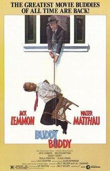 poster Buddy Buddy (1981)