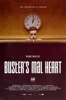 poster Buster's Mal Heart (2016)