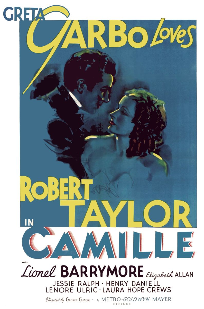 poster Camille (1936)