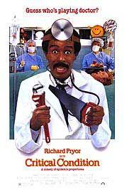 poster Critical Condition (1987)