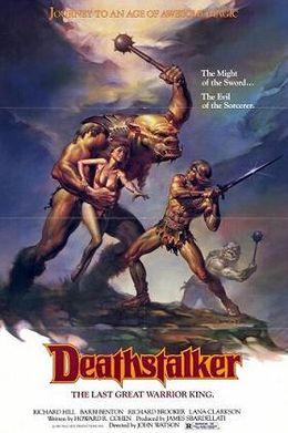 poster Deathstalker (1983)