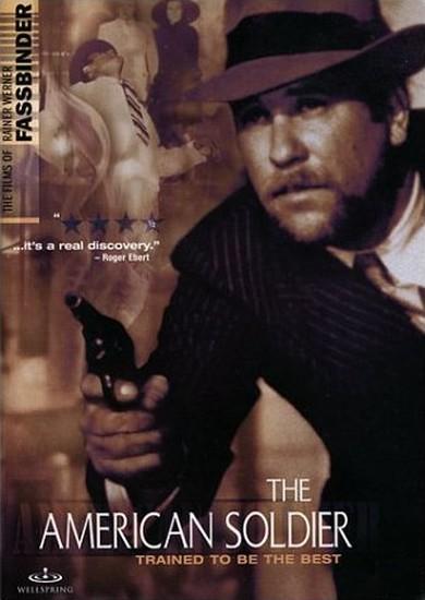 poster Der amerikanische Soldat - The American Soldier (1970)