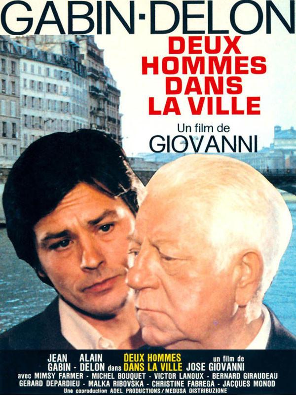 poster Deux hommes dans la ville (1973)