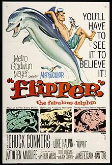 poster Flipper (1963)