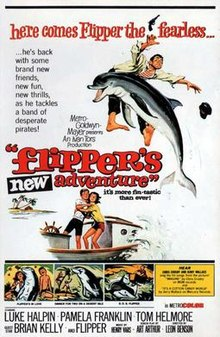 poster Flipper s New Adventure (1964)