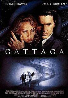 poster Gattaca (1997)