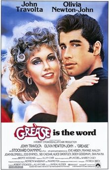 poster Grease (1978)
