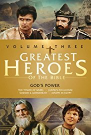 poster Greatest Heroes of the Bible - The Tower of Babel (1979)