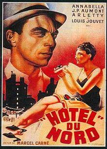 poster Hotel du Nord (1938)