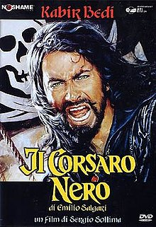 poster Il corsaro nero - The Black Corsair (1976)