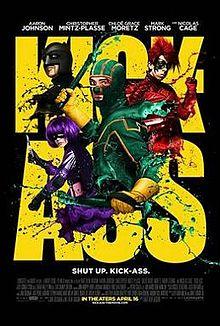 poster Kick-Ass (2010)