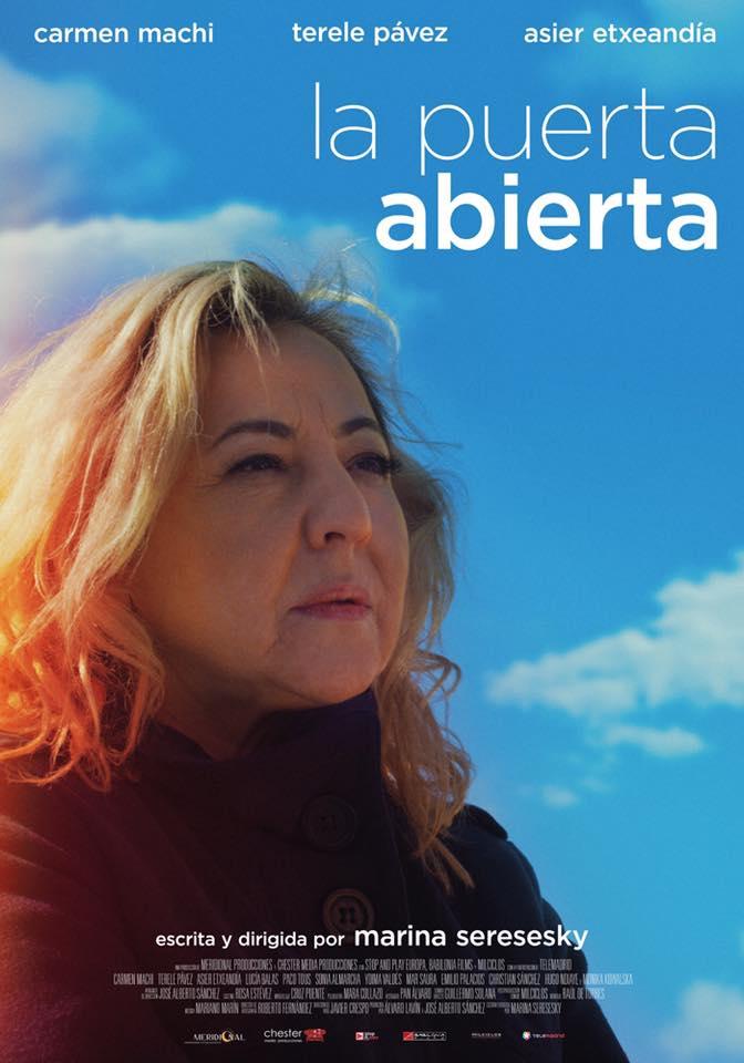 poster La Puerta Abierta (2016)