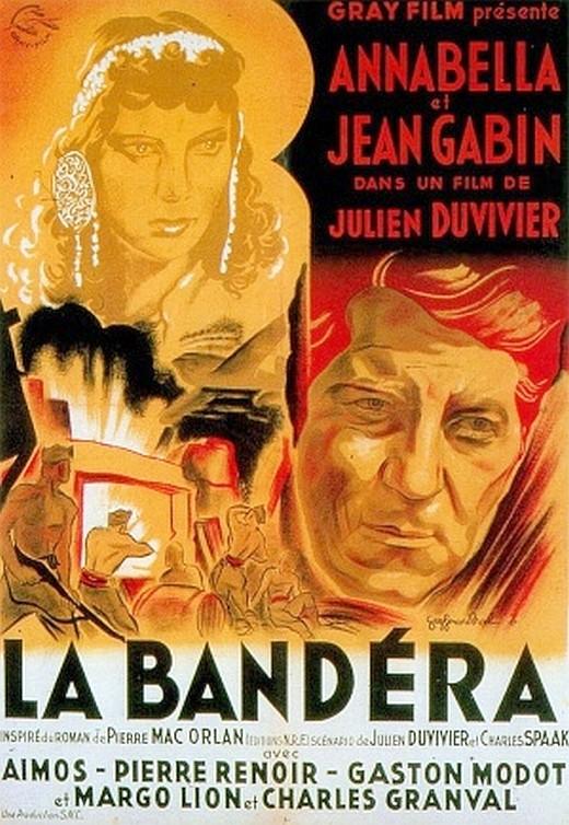 poster La bandera (1935)
