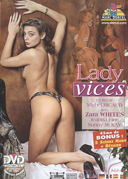 poster Lady Vices (Video 1993)